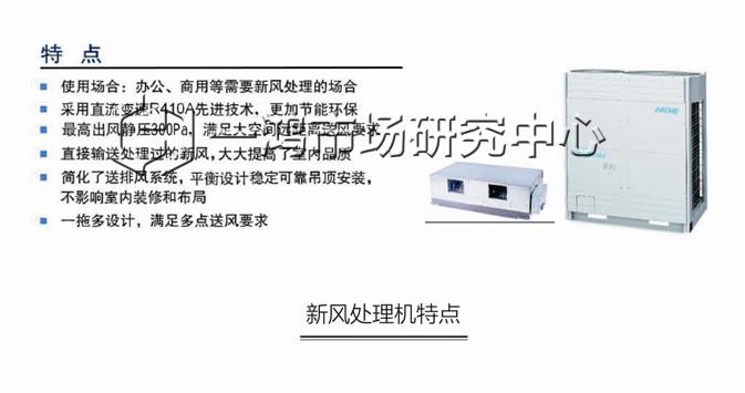 农贸市场暖通设计— 杭州一鸿市场研究中心
