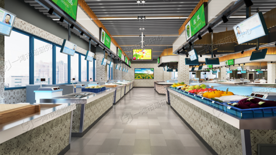 农贸市场设计案例—一鸿市场研究中心