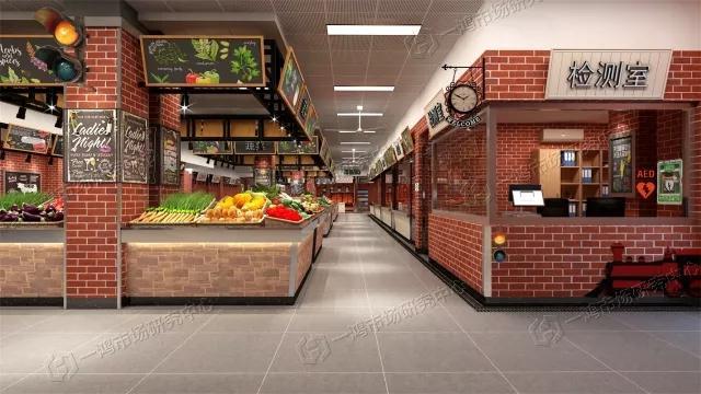 厦门万寿北综合市场改造—一鸿市场研究中心
