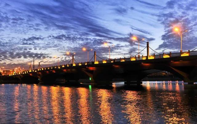北京通州运河风光
