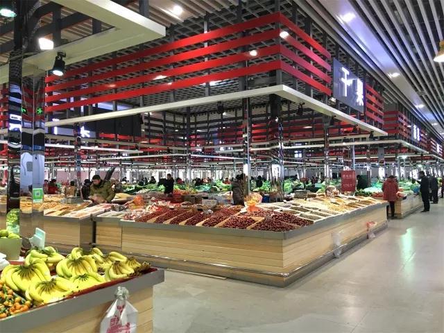 北京东潞苑农贸市场改造—一鸿市场研究中心