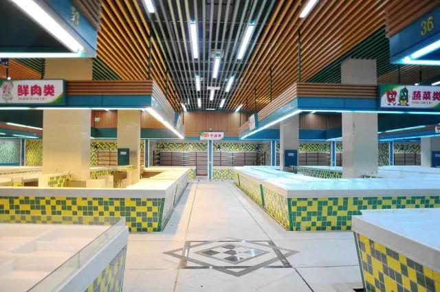 绍兴裕民农贸市场改造设计—一鸿市场研究中心