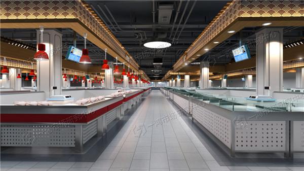 海宁中心菜场设计—一鸿市场研究中心