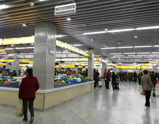 南通观音山新城农贸市场改造设计—一鸿