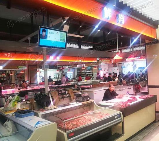 金怡农贸市场设计—一鸿市场研究中心