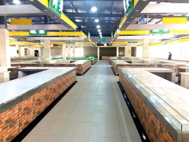 农贸市场提升改造—一鸿市场研究中心