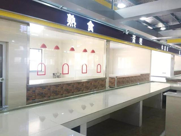 农贸市场熟食窗口设计—一鸿市场研究中心