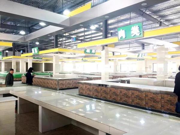 农贸市场水产摊位设计—一鸿市场研究中心