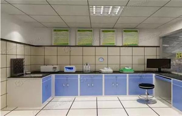 镇北农贸市场检测室设计—一鸿市场研究中心