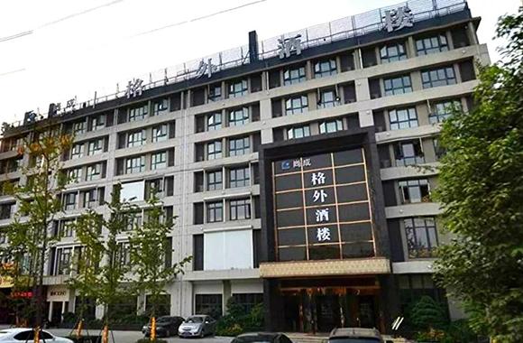 董家湾农贸市场选址综合楼