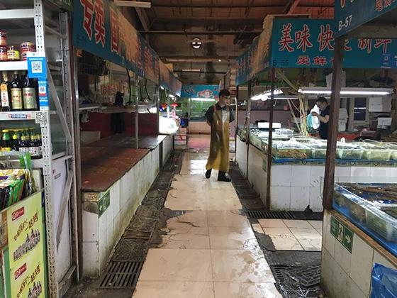 北京道尔泰菜市场改造前— 一鸿市场研究中心