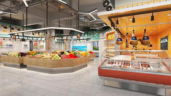 菜市场改造— 杭州一鸿市场研究中心