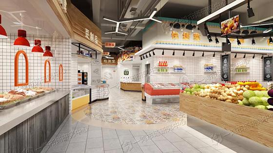 农贸市场改造— 杭州一鸿市场研究中心