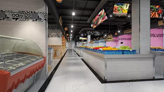 菜市场改造设计— 杭州一鸿市场研究中心