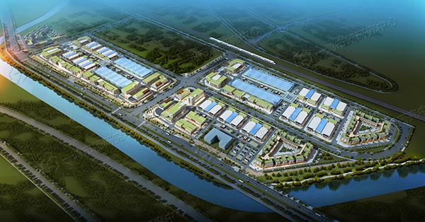 农批农贸建筑方案设计— 杭州一鸿市场研究中心