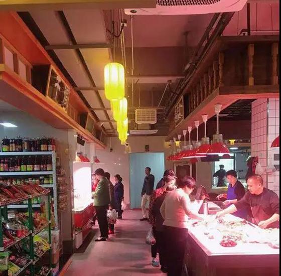 农贸市场升级改造— 杭州一鸿市场研究中心