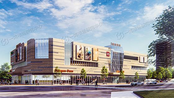 农贸市场建筑设计-菜市场建筑设计-社区商业综合体建筑设计_ 杭州一鸿市场研究中心