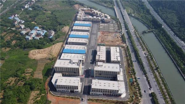 郴州农副产品物流园设计— 一鸿市场研究中心