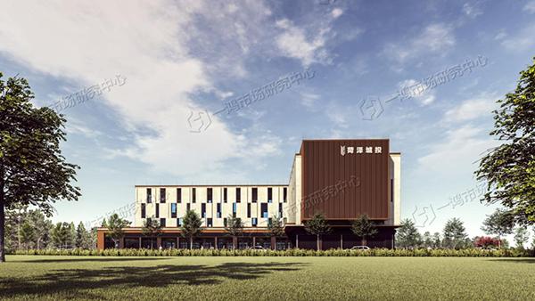 农贸市场规划设计— 杭州一鸿市场研究中心