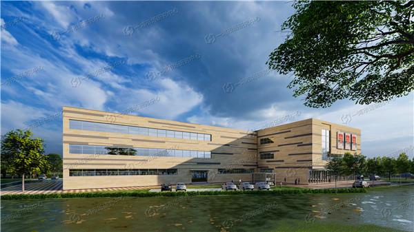 农贸市场建筑设计— 杭州一鸿市场研究中心