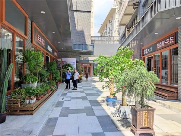 兰溪门农贸市场改造设计— 杭州一鸿市场研究中心