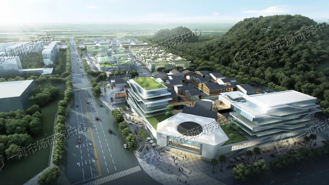 华夏云集(永州)航空冷链综合体设计— 杭州一鸿市场研究中心