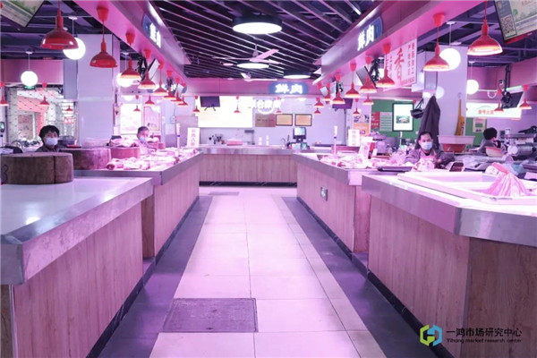 杭州万寿亭农贸市场改造设计— 一鸿市场研究中心
