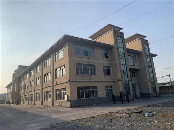 萧山所前天乐商贸中心改造前外立面— 杭州一鸿农贸市场设计院