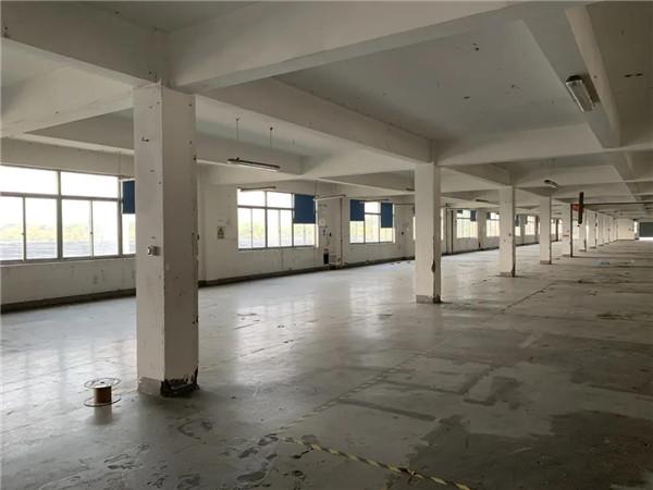 萧山所前天乐商贸中心改造设计前— 杭州一鸿农贸市场设计院