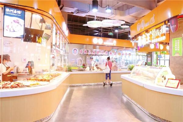 杭州彩虹农贸市场设计— 杭州一鸿农贸市场设计院